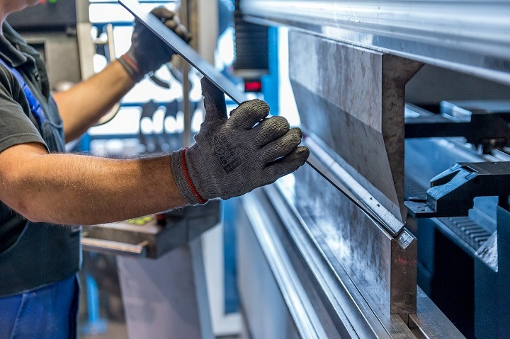 Metallbauer (m/w/d) Fachgebiet Biegemaschine