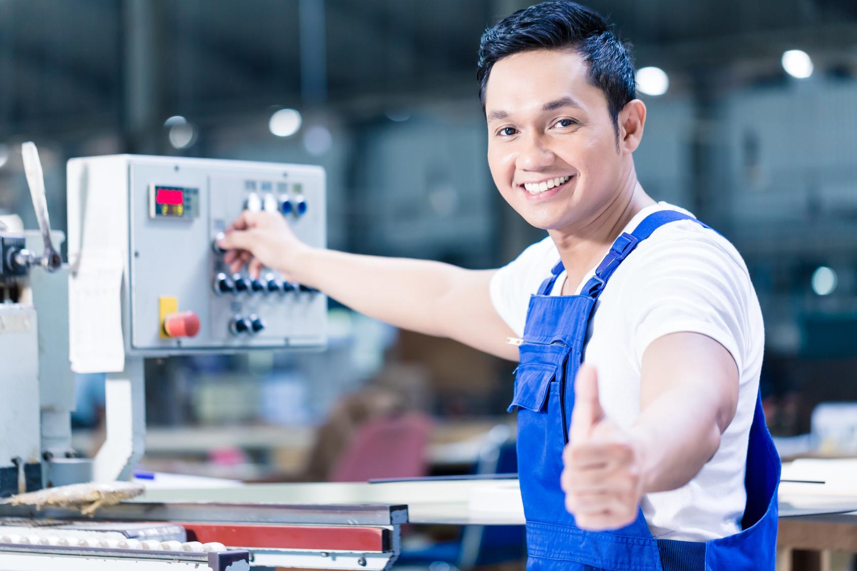 CNC Einrichter, der nur einrichten muss & nicht produzieren (m/w/d) in Landau