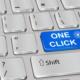 One-Click-Bewerbung: Mit einem Klick zum Job