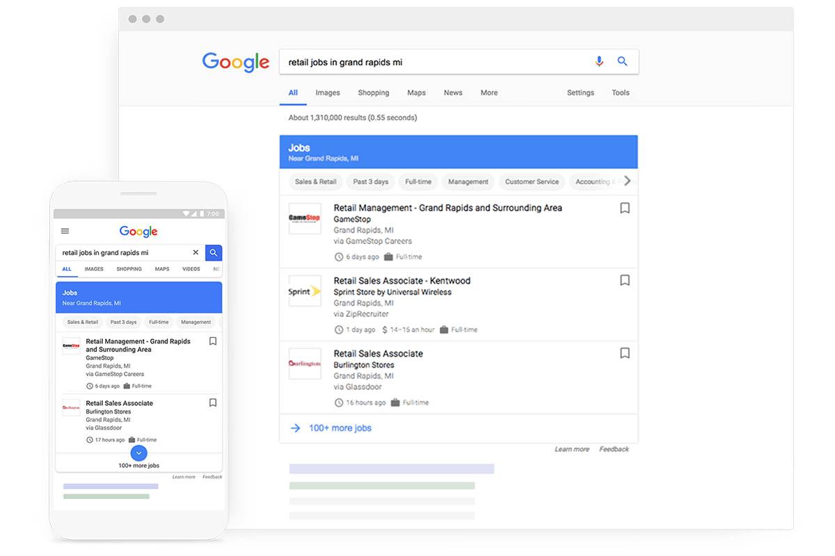 Stellenanzeige erstellen Jetzt optimiert für Google for Jobs