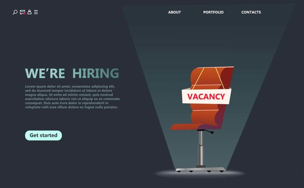 Karriereseite: Optimiert - für mehr Bewerberresonanz